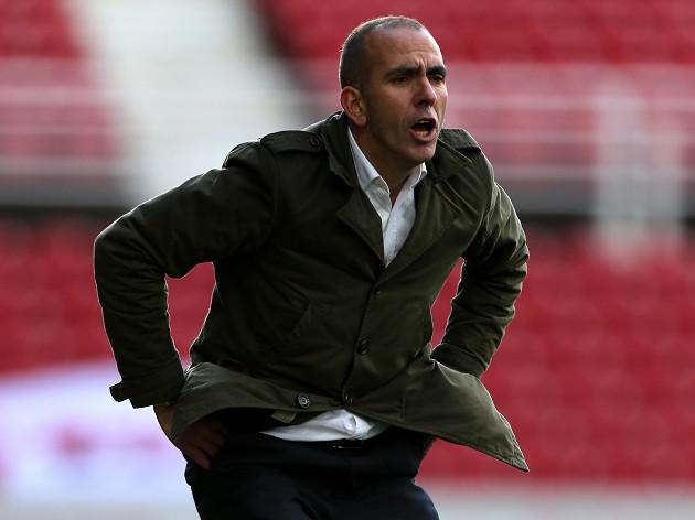 Di Canio fired up for drop scrap