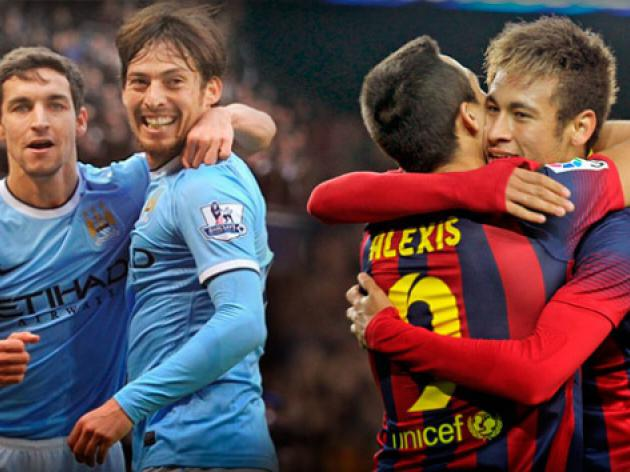 Manchester City v Barcelona preview: