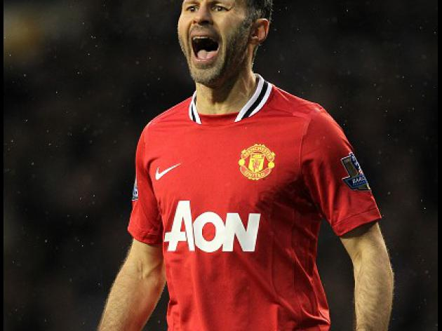 Giggs relishing derby showdown