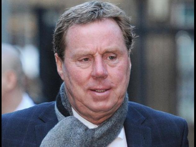 Shouting Redknapp denies lying