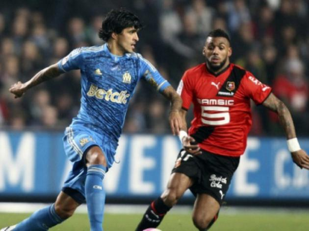 Marseille extend run with fightback at Rennes
