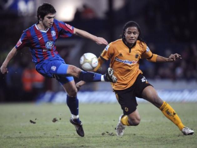 Crystal Palace 3-1 Wolverhampton Wanderers - Match Report
