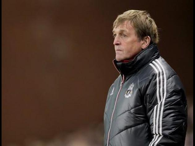 Kenny calm despite missed chances