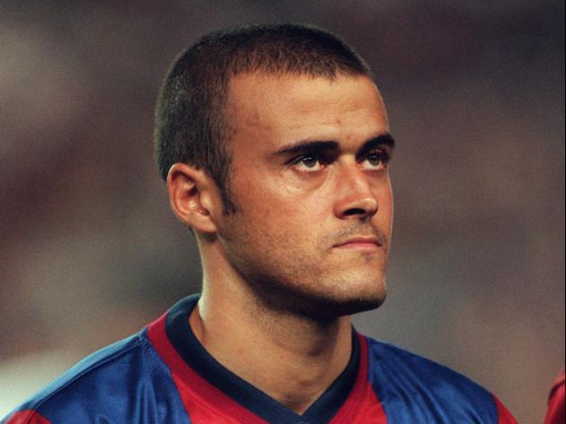 Luis Enrique is new Barca boss