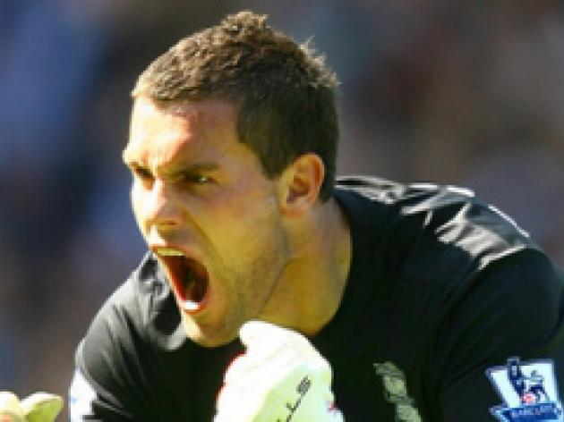 Baggies close in on new keeper