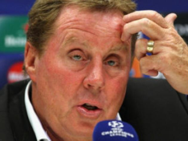 Redknapp baffled by Rooney decision