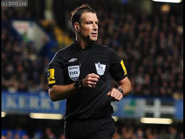 Clattenburg interviewed by FA