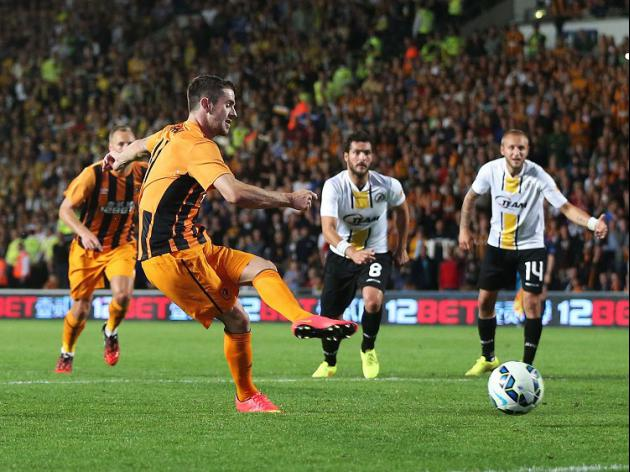 Euro woe for Hull