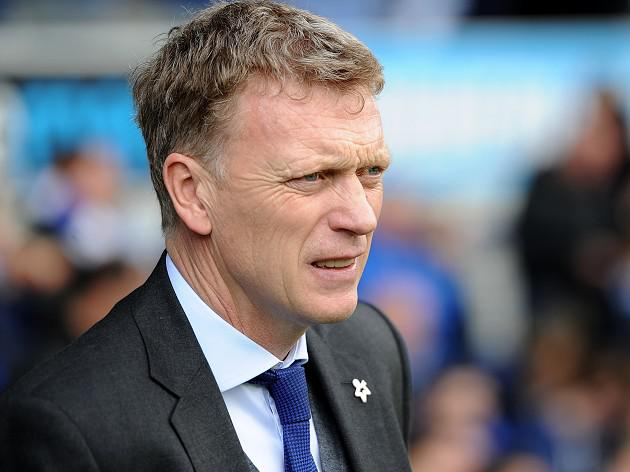 Everton confirm Moyes to leave