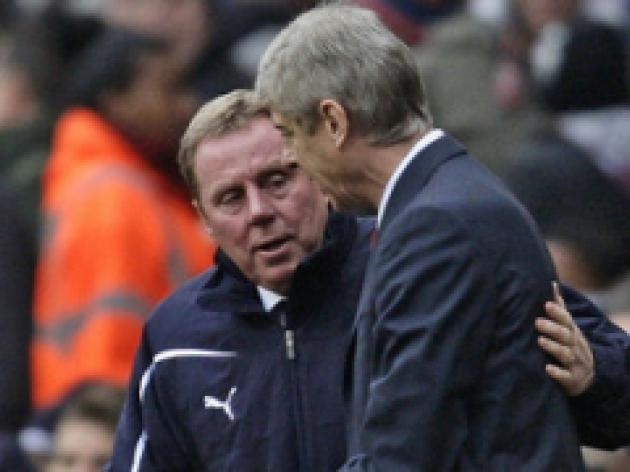 Harry: Wenger won't be sacked