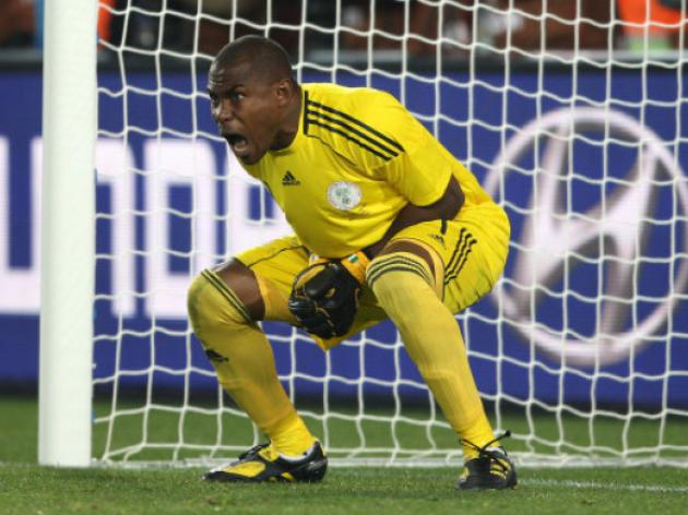 Nigeria bonus row not resolved, says Enyeama
