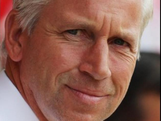 Pardew ready for friendly rivalry