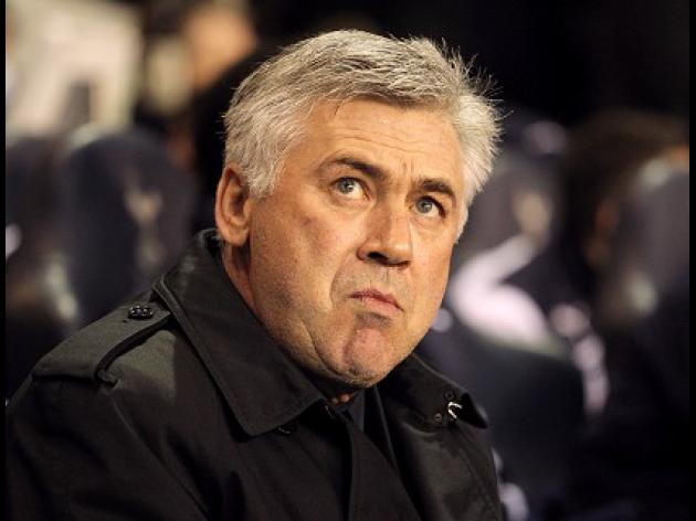 Ancelotti calm over Chelsea future