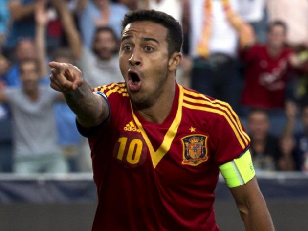 Manchester United set to announce Thiago Alcantara signing