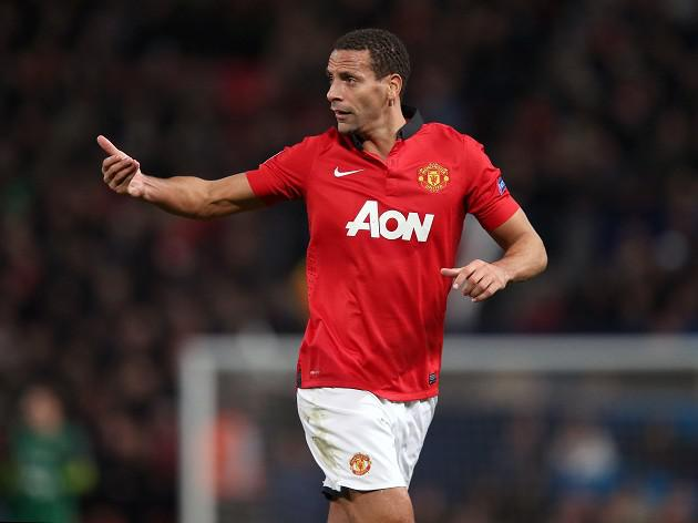 Moyes gives backing to Ferdinand