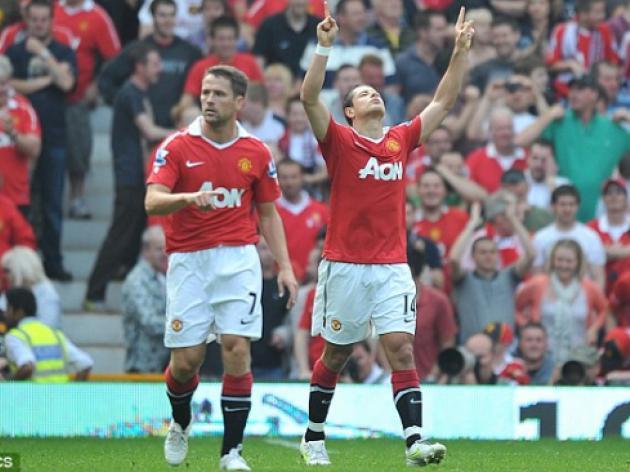 Michael Owen hails Javier Hernandez impact at Manchester United