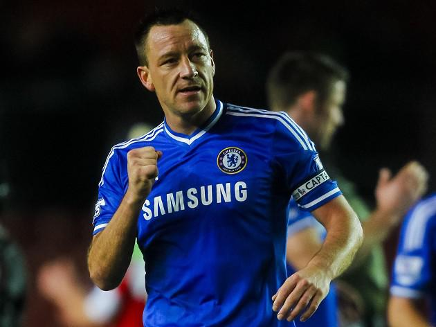 Terry urges Blues to kick on