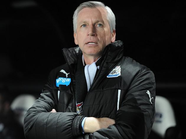 Pardew's warning to his players