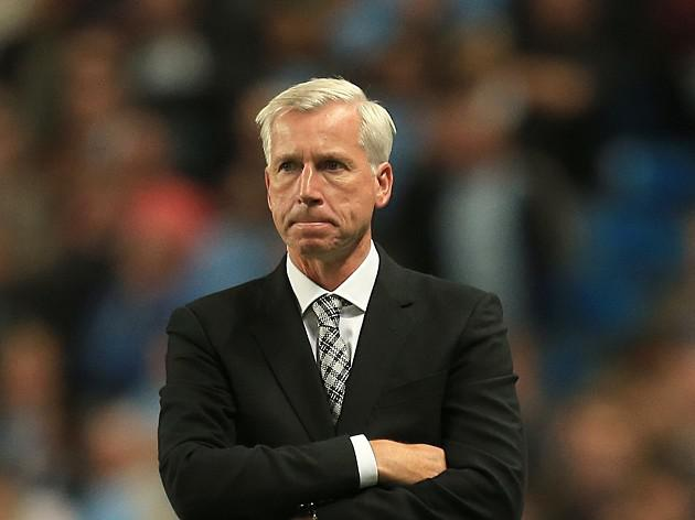 Pardew: We are strong enough