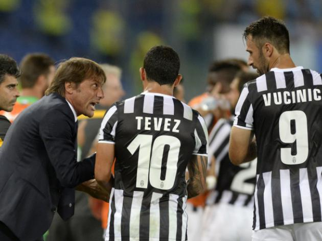 Ambitious Juve facing challenges to title defence