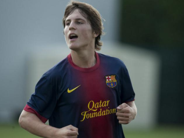 A Look at Rumoured Liverpool target Barcelona starlet Sergi Canos