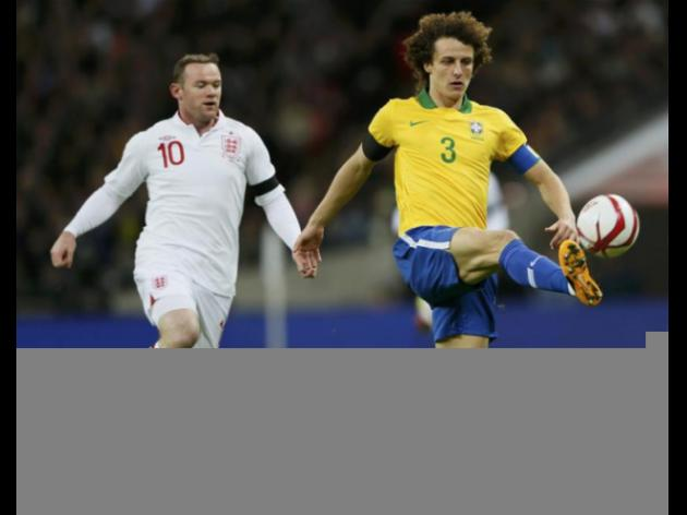 Luiz happy to serve Brazil anywhere, anytime
