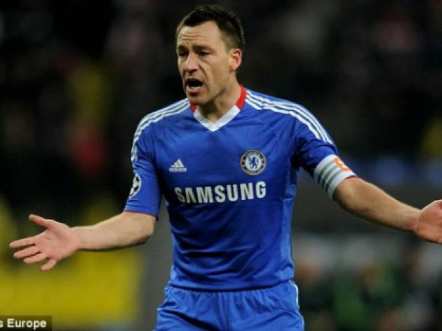 John Terry's body is beyond help, says Carlo Ancelotti