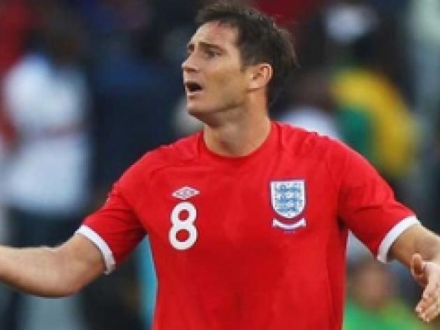 Lamps keen to 'carry on' with England