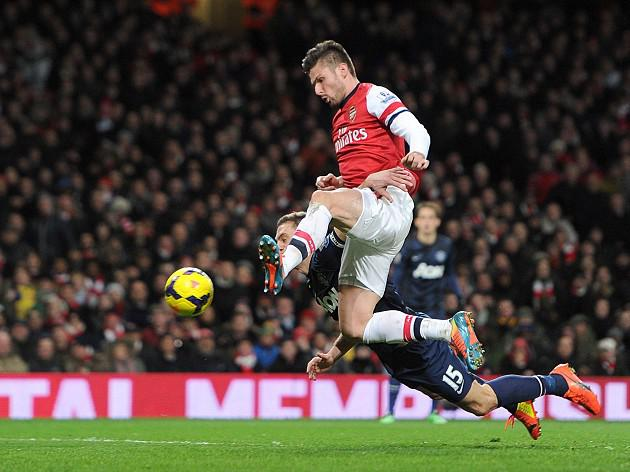 Moyes men frustrate Gunners