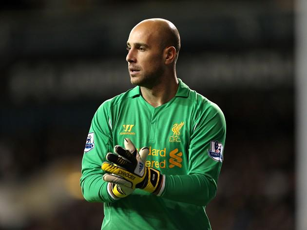 Downing hails 'top-class' Reina
