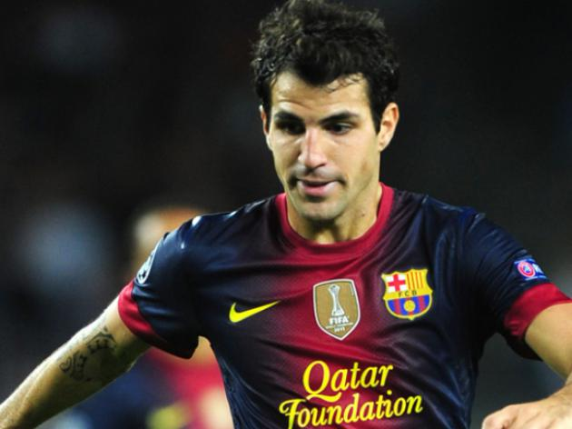 Rumors of Cesc Fabregas heading to Manchester United Continue