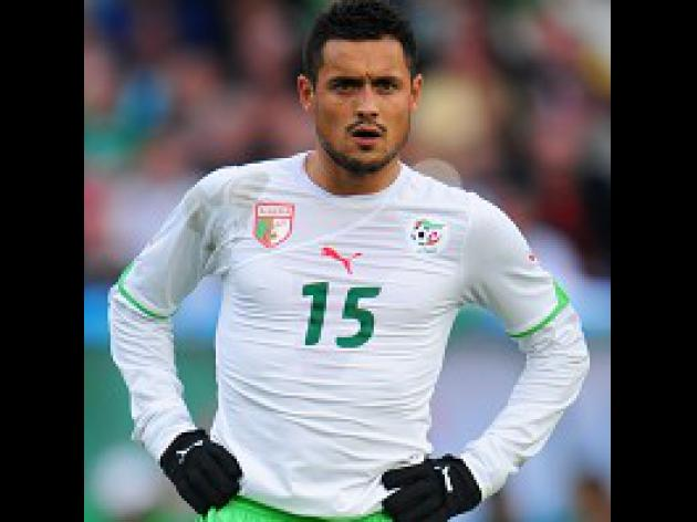 Ziani - Algeria focused on World Cup opener
