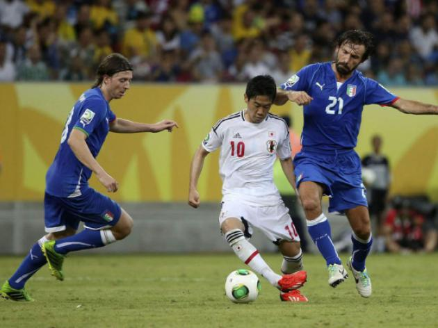 Kagawa rues missed chances for Japan
