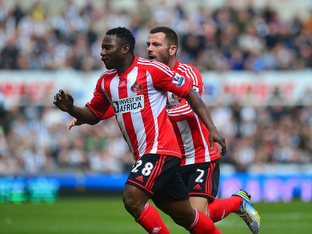 There is no I in team says Sunderland's Stephane Sessegnon
