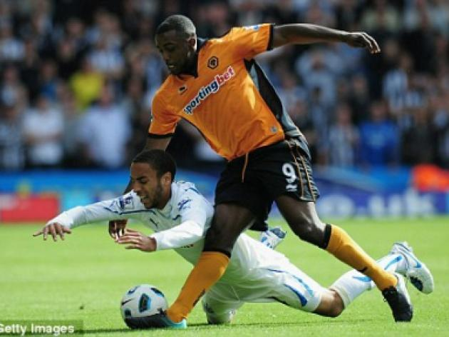 Fulham v WOLVES: Deadline day arrival Marcus Bent set to be named in squad