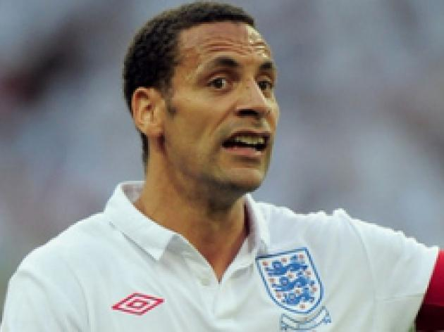 Ferdinand feeling 'cursed' after blow