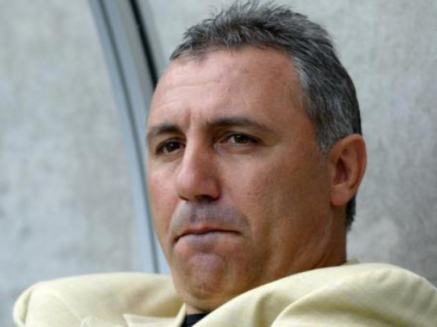 Football: Bulgarian great Stoichkov named CSKA Sofia coach