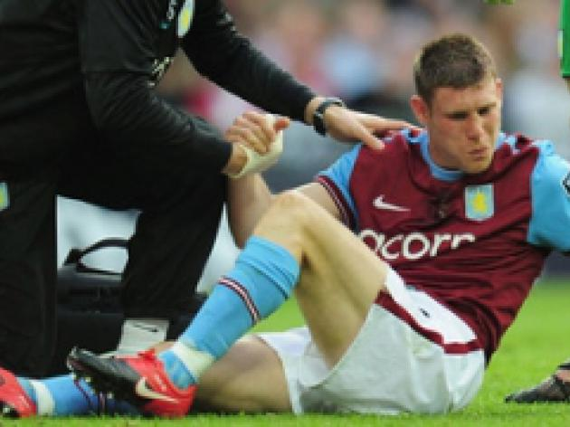 Carew feared Milner leg break