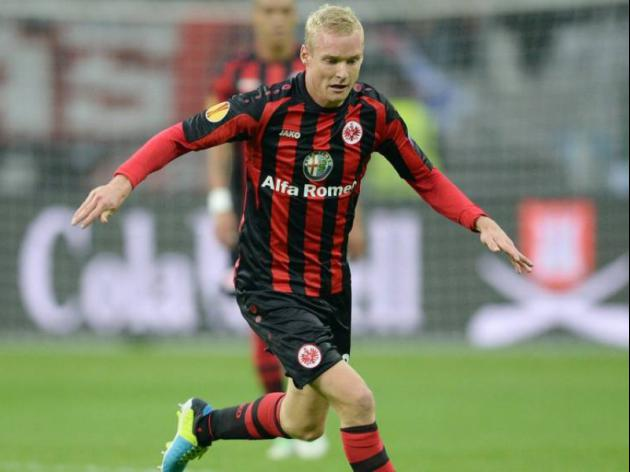 Bayern Munich move for Frankfurt midfielder Rode