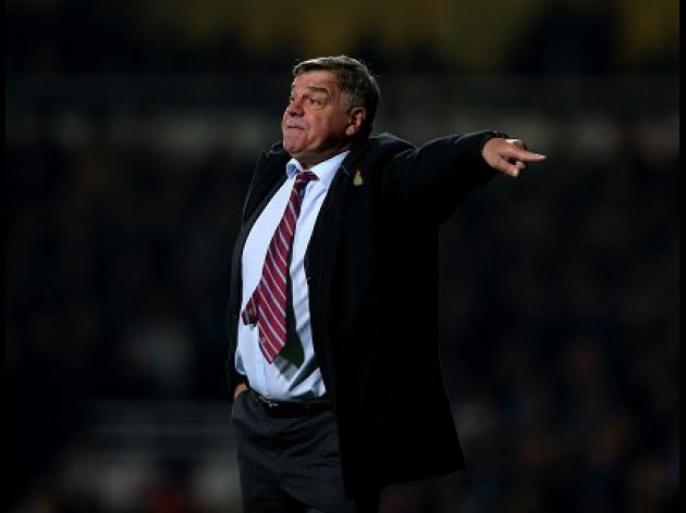 West Ham fans must sort out the racists - Allardyce