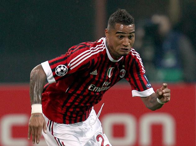 I may leave Italy - Boateng