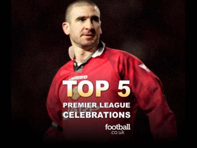 Top 5 Premier League Celebrations 5: Jimmy Bullard
