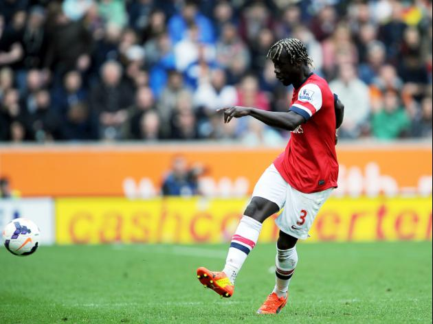 Sagna confirms Arsenal exit