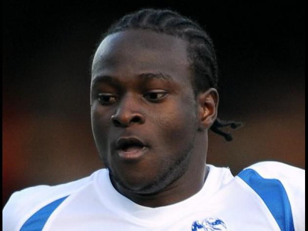 Moses sets sights on England call-up