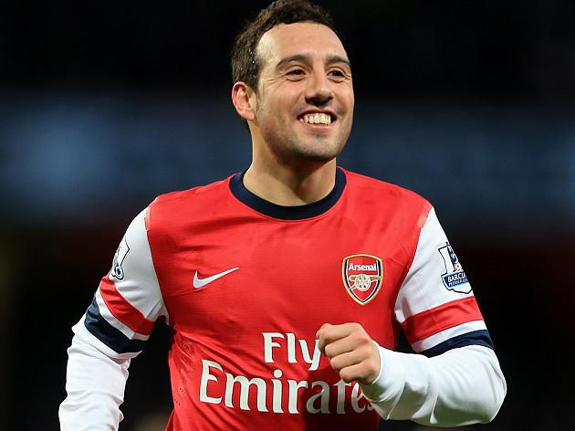 Wenger: Cazorla is very dangerous