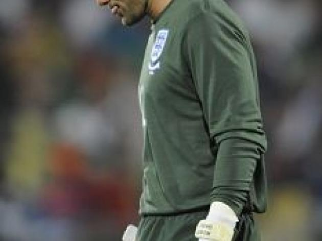 WORLD CUP 2010: Robert Green sorry for blunder that cost England victory