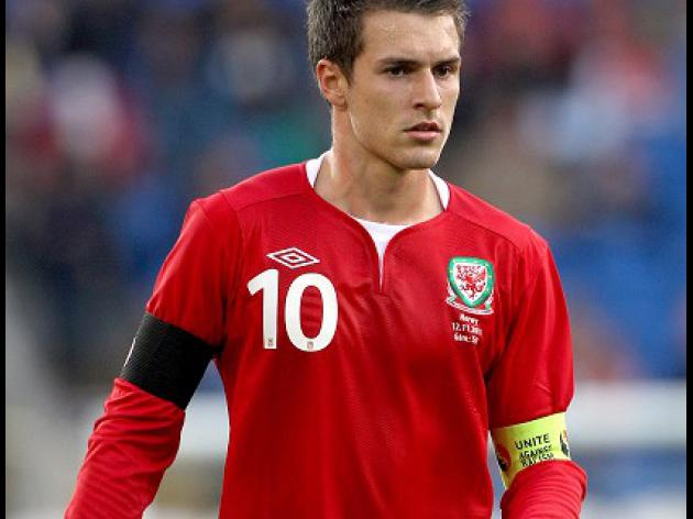 Wales lose Ramsey to injury