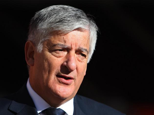 David Bernstein decision baffles Hugh Robertson