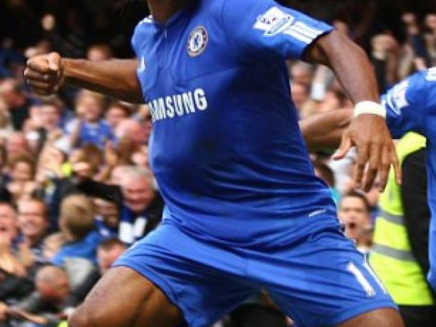Drogba's jibe at money-bags City: World's best players will snub Hughes