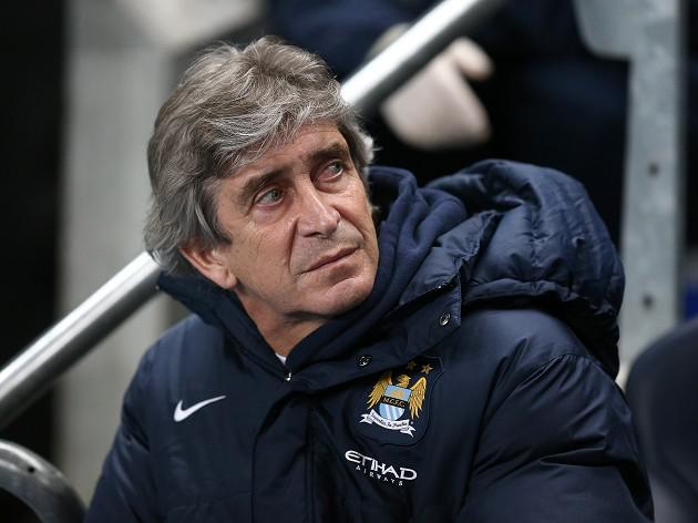 Pellegrini plays down expectations